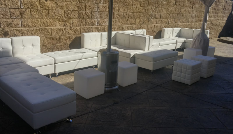 Event Lounge Furniture Rentals