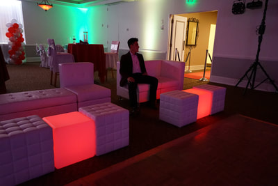 San Diego Event Lounge Furniture Rentals