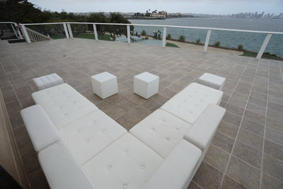 San Diego Wedding Reception Furniture Rentals